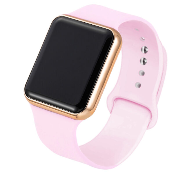 Women Sport Casual Electronic Watches Men Led Silicone Digital Watch Ladies Lovely Clock Children Wristwatch Clock Hodinky watch & Accessories