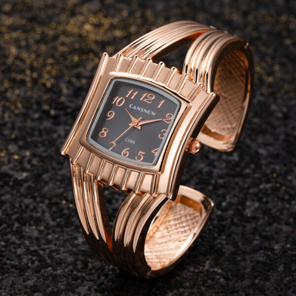 Women Watch Bracelet Quartz Movement Simple Rose Gold Wacthes Female Clock Stainless Steel Fashion Lady Watch relogio feminino Fashion Life & Accessories Iwatch & Accessories