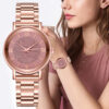 Women's Watch Luxury Male Female Quartz Men Watches Stainless Steel Dial Casual Fashion Bracelet Ladies Girls Clock Gifts 2021 Fashion Life & Accessories Iwatch & Accessories