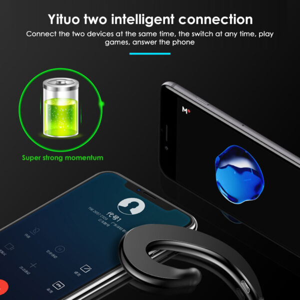Y12 TWS Wireless headphones Bluetooth 5.0 Earphones sport Earbuds Headset With Mic For all smart Phone Xiaomi Samsung Huawei LG Earbuds