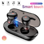 Y30 Wireless headphones 5.0 Earphone Noise Cancelling Headset Stereo Sound Music headphones In-ear Earbuds For all smartphones Earbuds