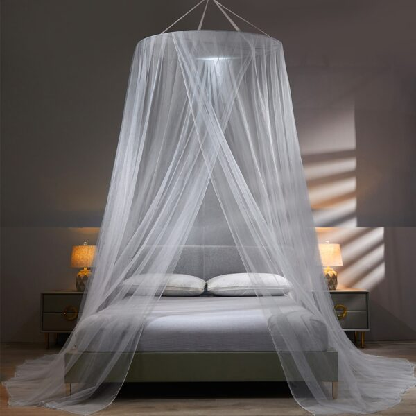 YanYangTian Bed Canopy on the Bed Mosquito Net Baldachin Camping Tent Repellent Tent Insect Curtain Bed Net Bedrooms