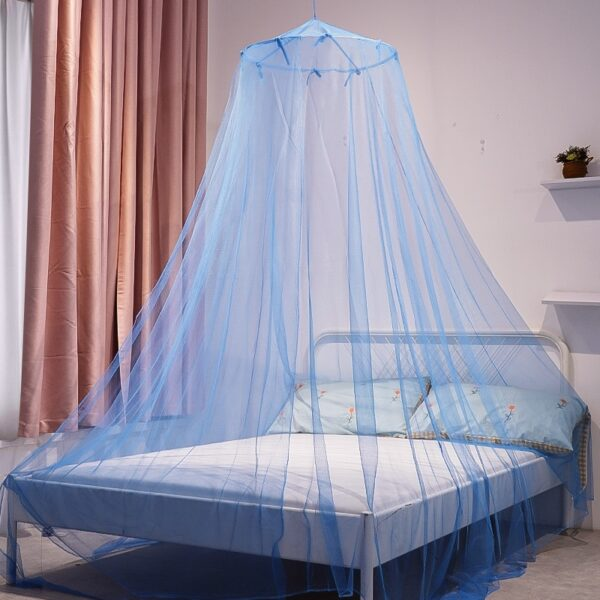YanYangTian Mosquito Net Outdoor Tent Folding Bed Canopy Bed Curtain Repellent Tent Insect Circular Mosquito Net Bedrooms